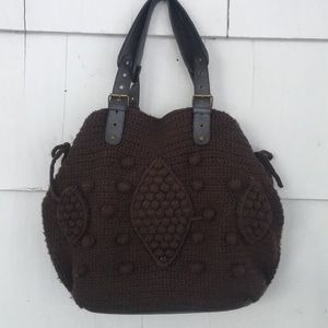 brown the sak purse